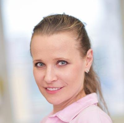 MUDr. Markéta Mahdianová